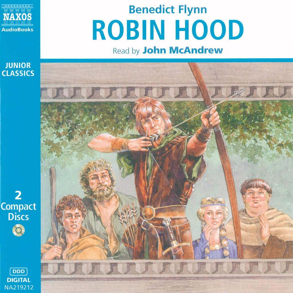 Robin Hood als Hörbuch Download