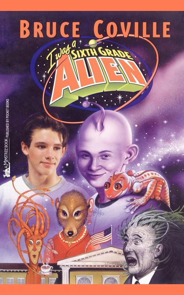 I Was a Sixth Grade Alien #1 als Taschenbuch