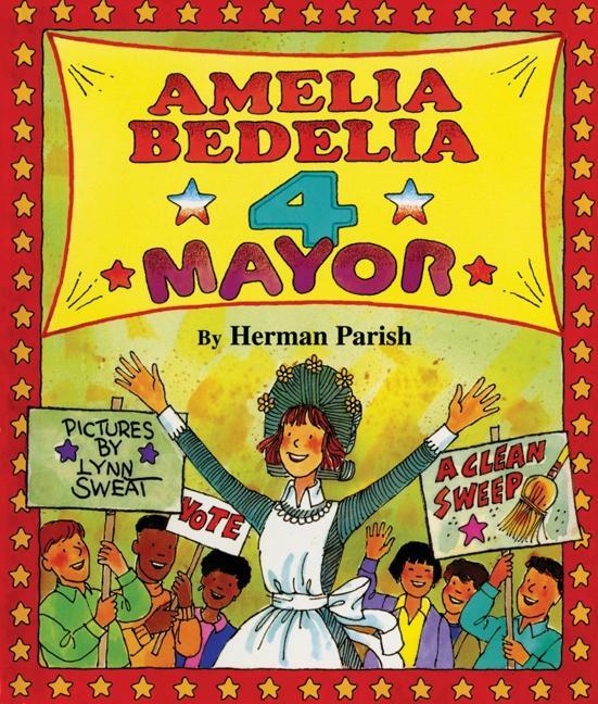 Amelia Bedelia 4 Mayor als Buch (gebunden)