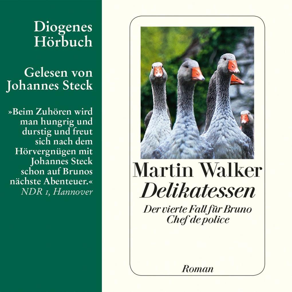 Delikatessen als Hörbuch Download