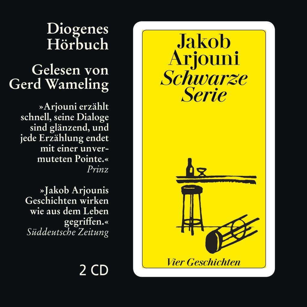 Schwarze Serie als Hörbuch Download