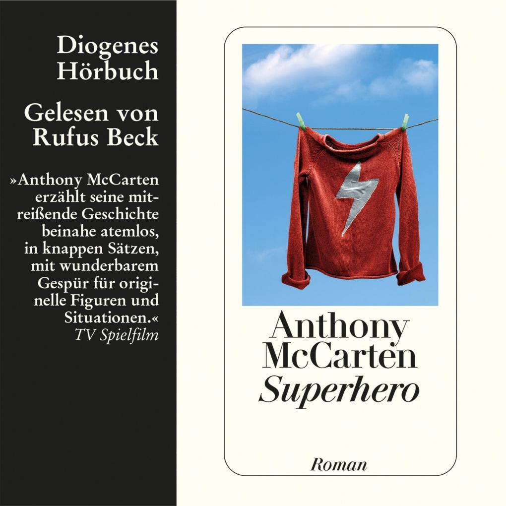 Superhero als Hörbuch Download