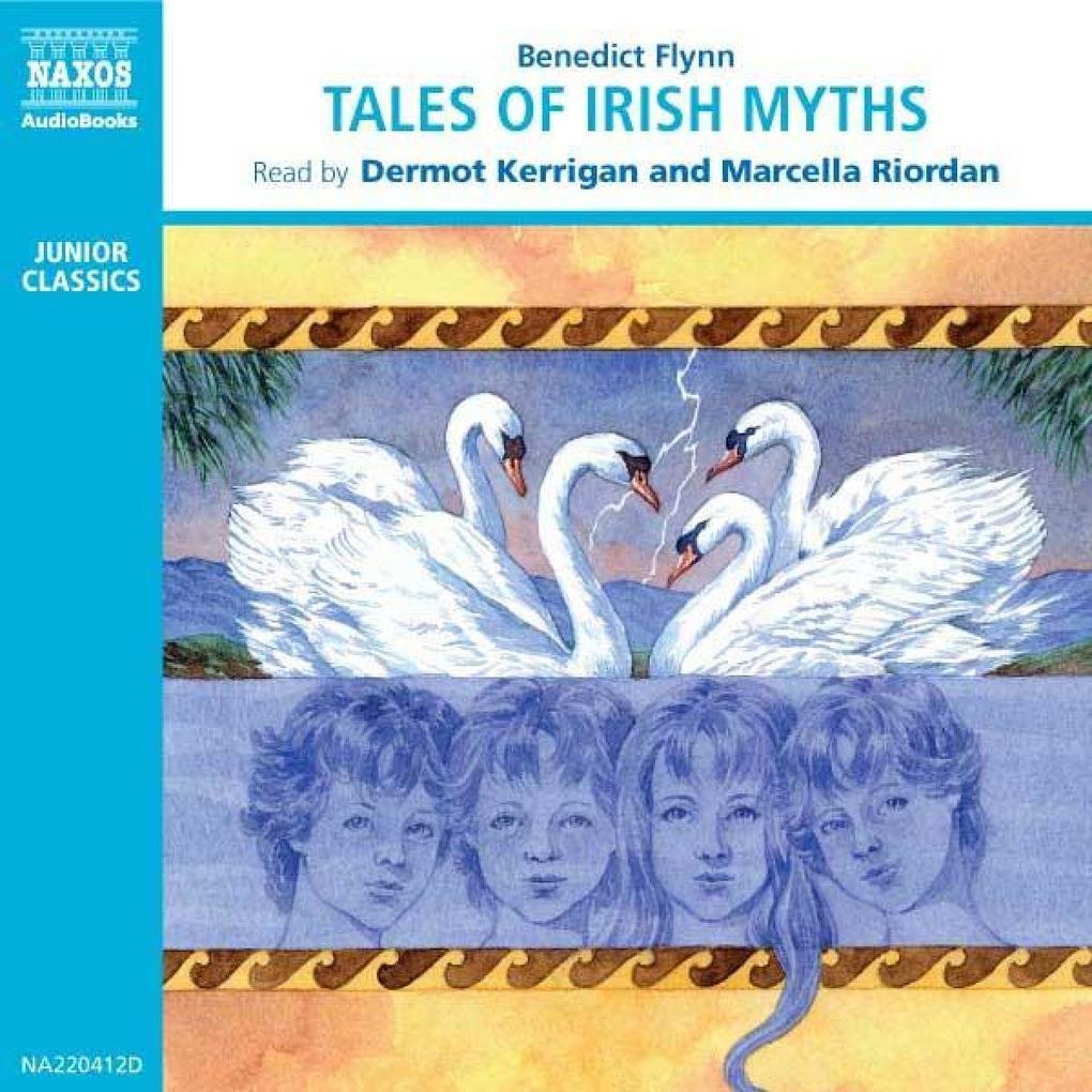 Tales Of Irish Myths als Hörbuch Download