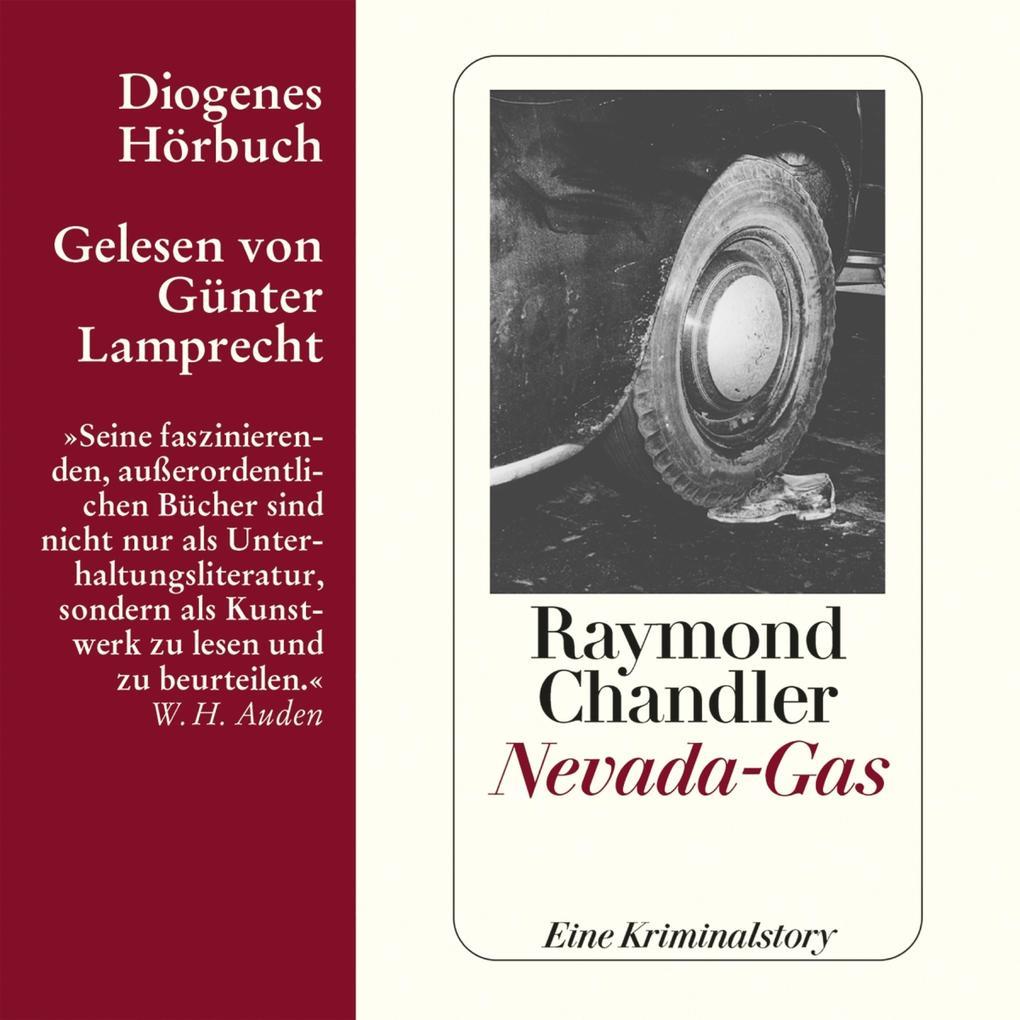 Nevada-Gas als Hörbuch Download