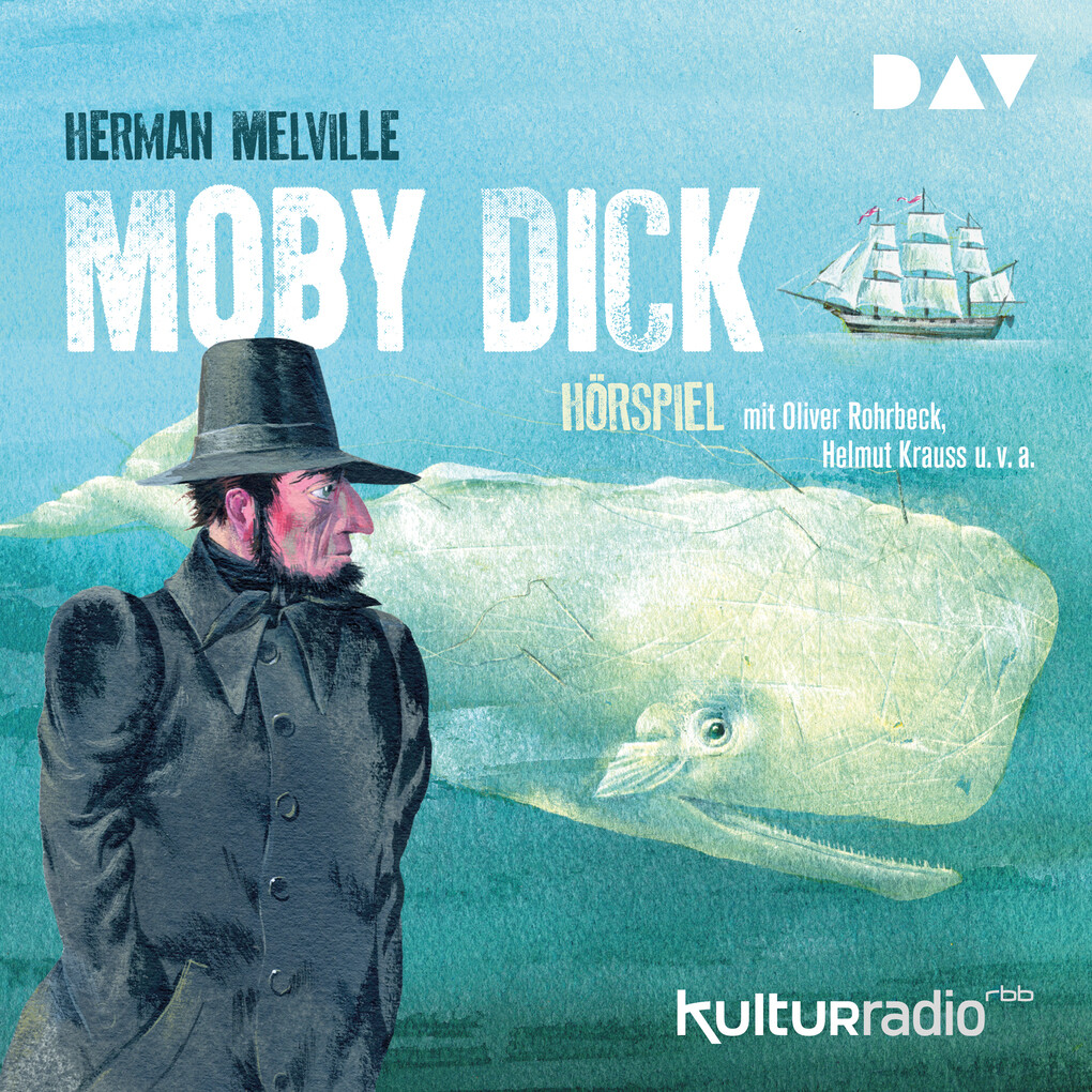 Moby Dick als Hörbuch Download