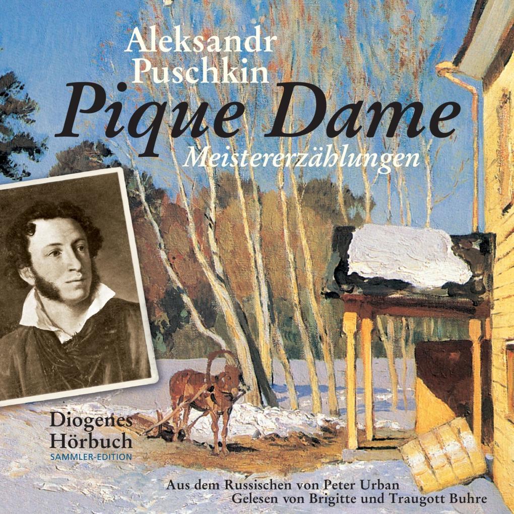 Pique Dame als Hörbuch Download