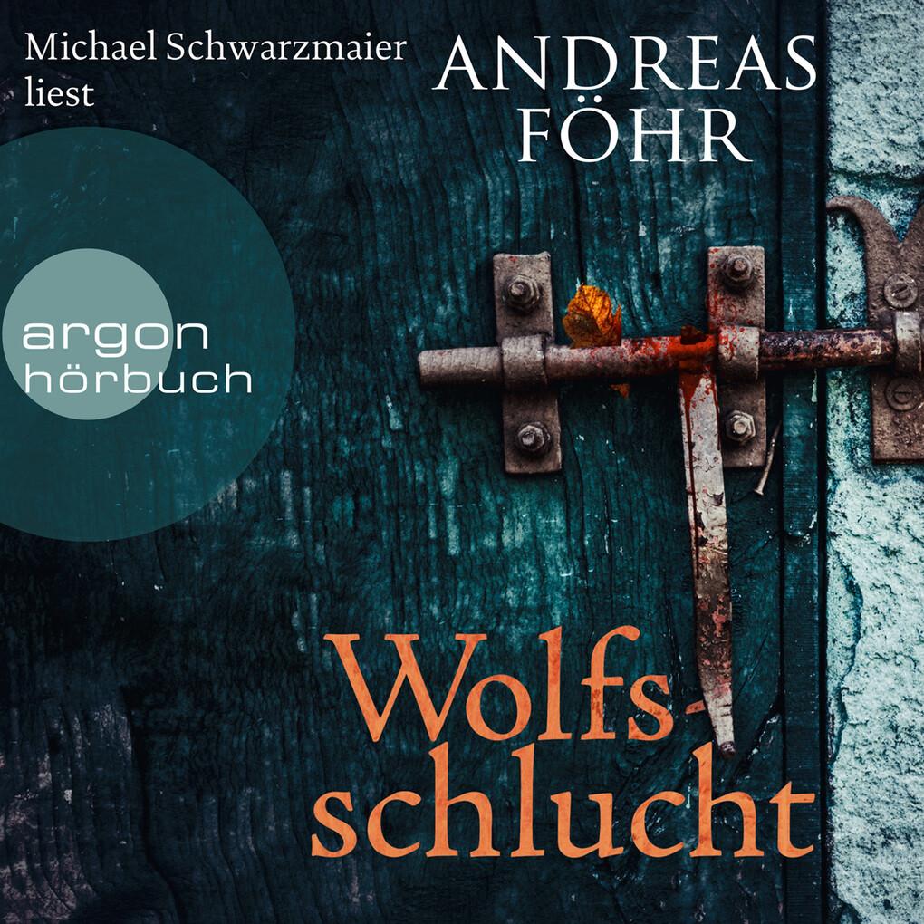 Wolfsschlucht als Hörbuch Download
