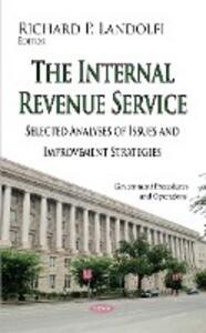 The Internal Revenue Service als Buch (gebunden)