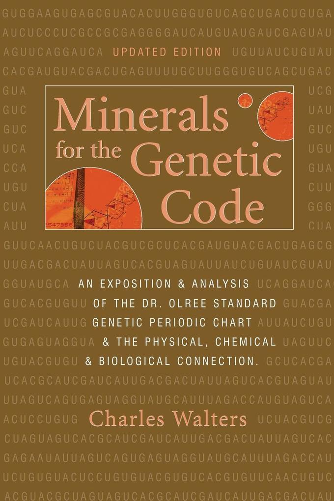 Minerals for the Genetic Code als Taschenbuch