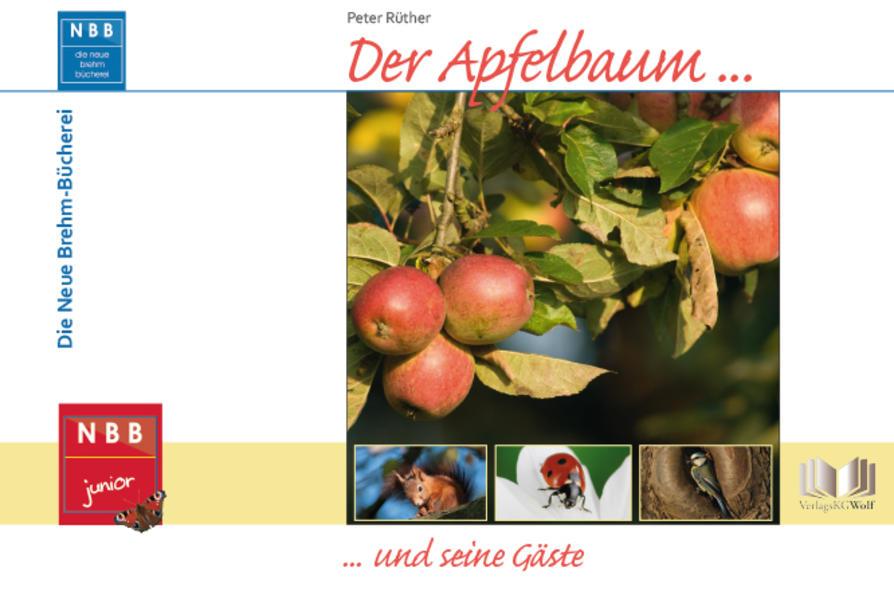 Der Apfelbaum als Buch (gebunden)