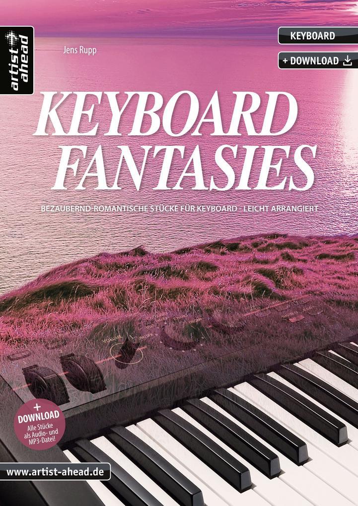 Keyboard Fantasies als Buch (kartoniert)