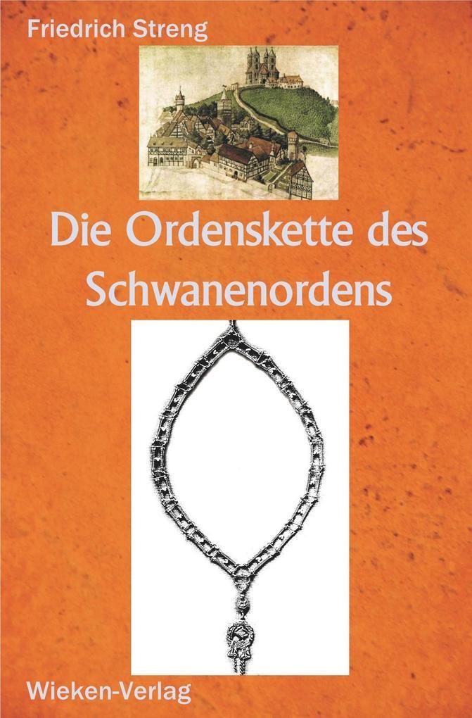 Die Ordenskette des Schwanenordens zu Brandenburg und Ansbach als eBook epub