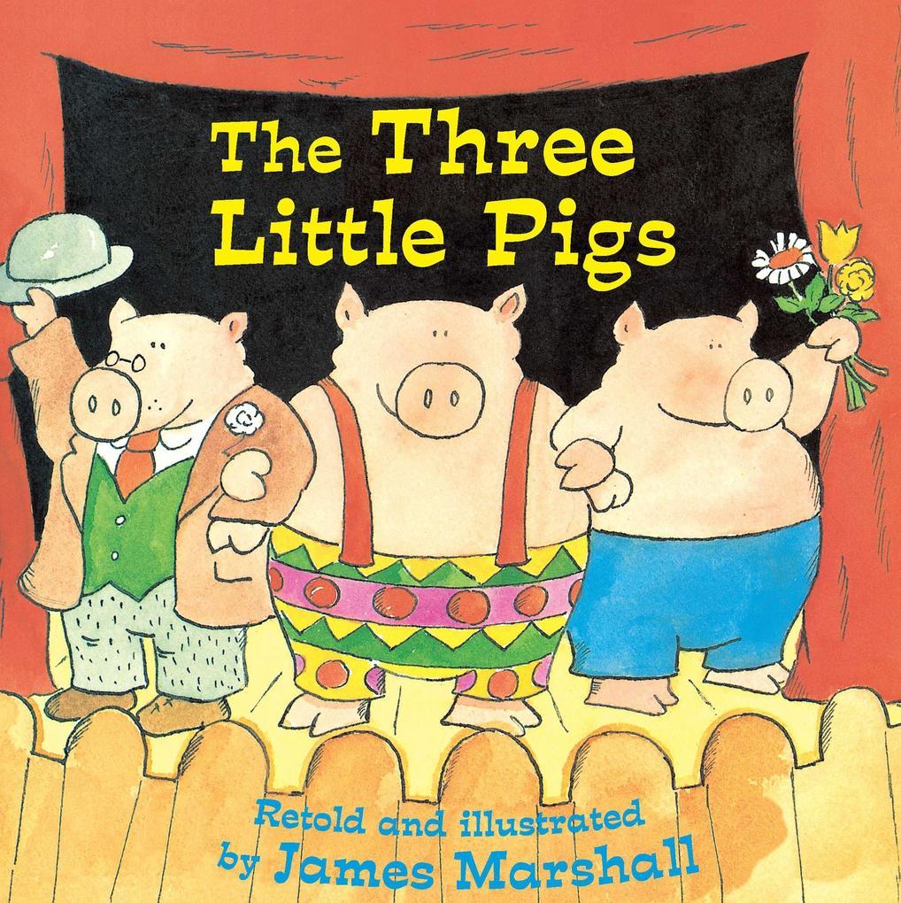 The Three Little Pigs als Taschenbuch