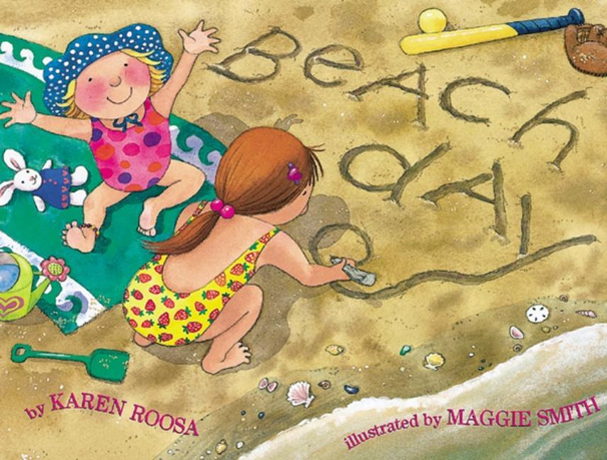 Beach Day als Buch (gebunden)