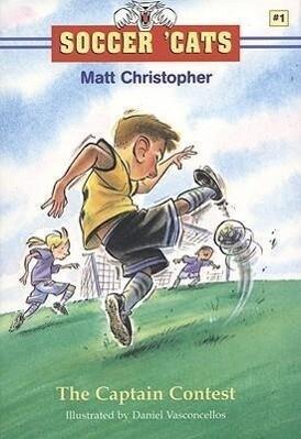 Soccer 'cats #1: The Captain Contest als Taschenbuch