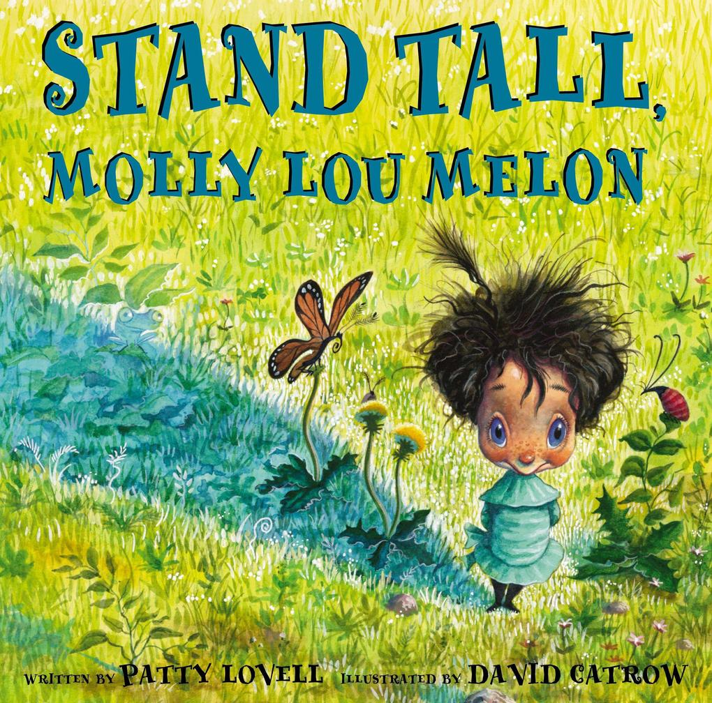 Stand Tall, Molly Lou Melon als Buch (gebunden)