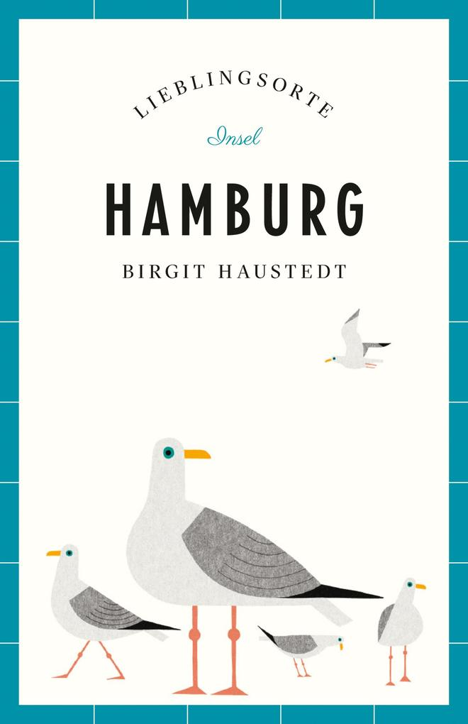 Hamburg - Lieblingsorte als eBook