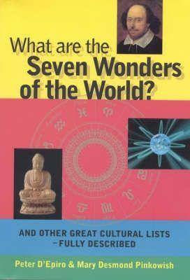 What are the Seven Wonders of the World? als Taschenbuch
