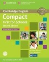 Compact First for Schools Student's Book with Answers [With CDROM]