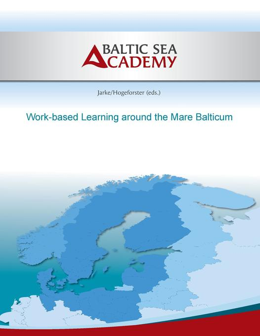 Work-based learning around the mare balticum als Buch (kartoniert)
