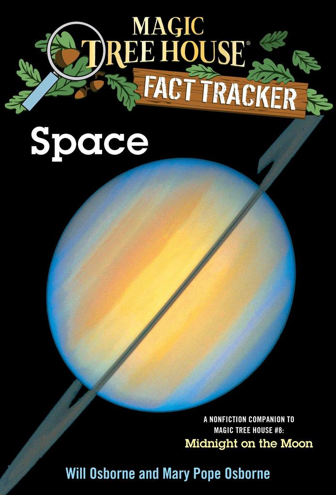 Magic Tree House Fact Tracker #6 Space als Taschenbuch