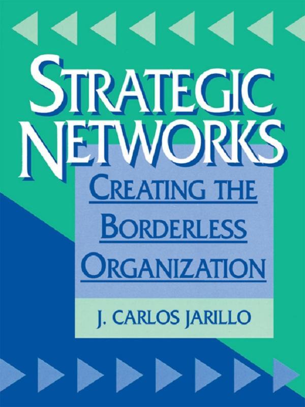 Strategic Networks als eBook pdf