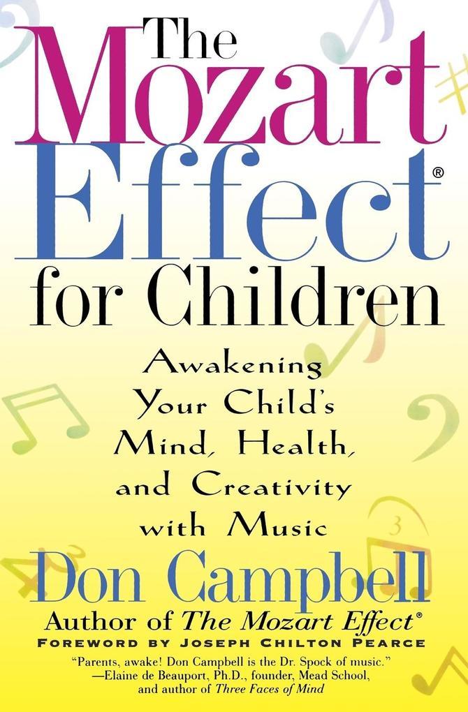 Mozart Effect for Children, The als Buch (kartoniert)
