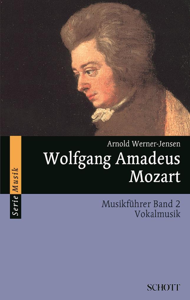 Wolfgang Amadeus Mozart als eBook epub