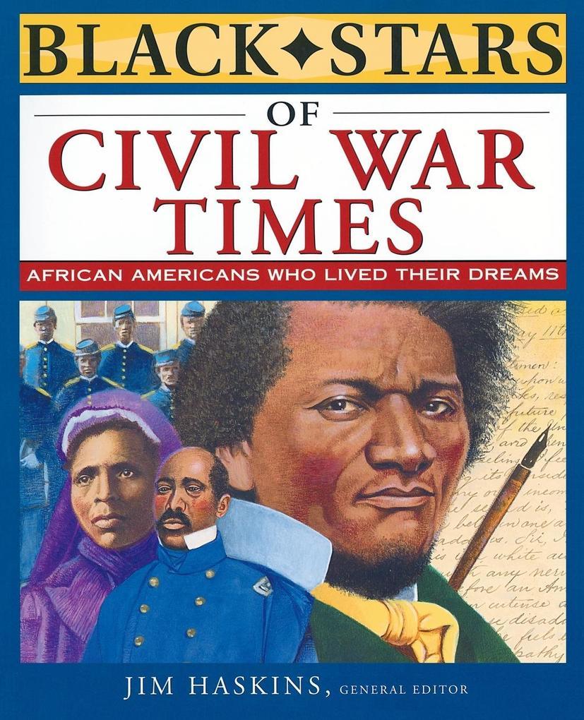 Black Stars of Civil War Times als Taschenbuch