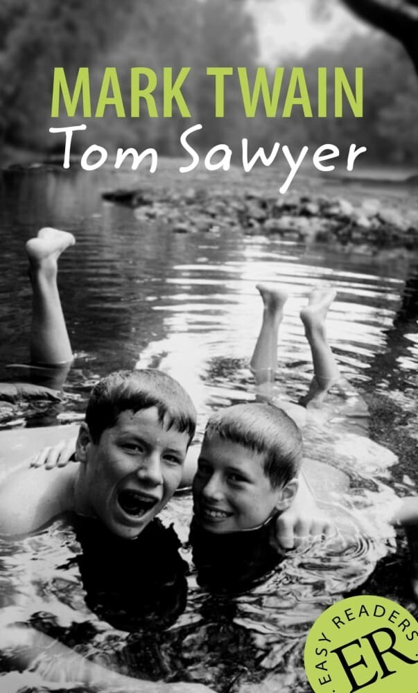 Tom Sawyer als Buch (kartoniert)