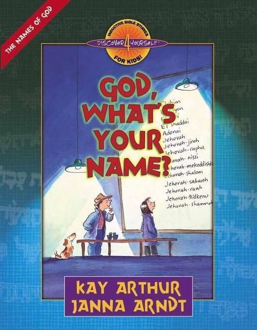 God, What's Your Name? als Taschenbuch