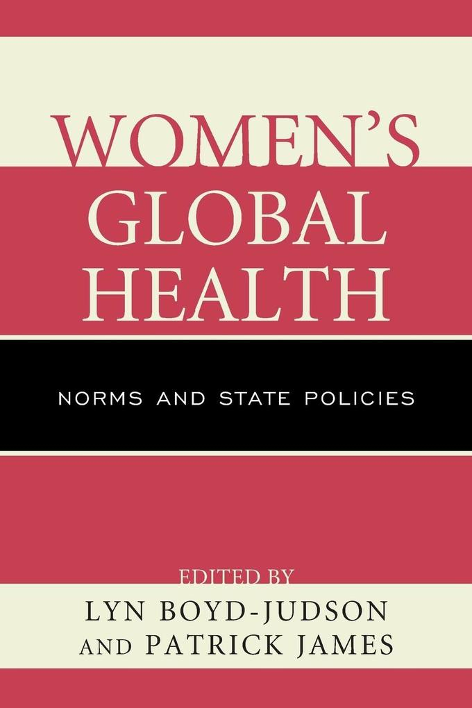 Women's Global Health als Taschenbuch