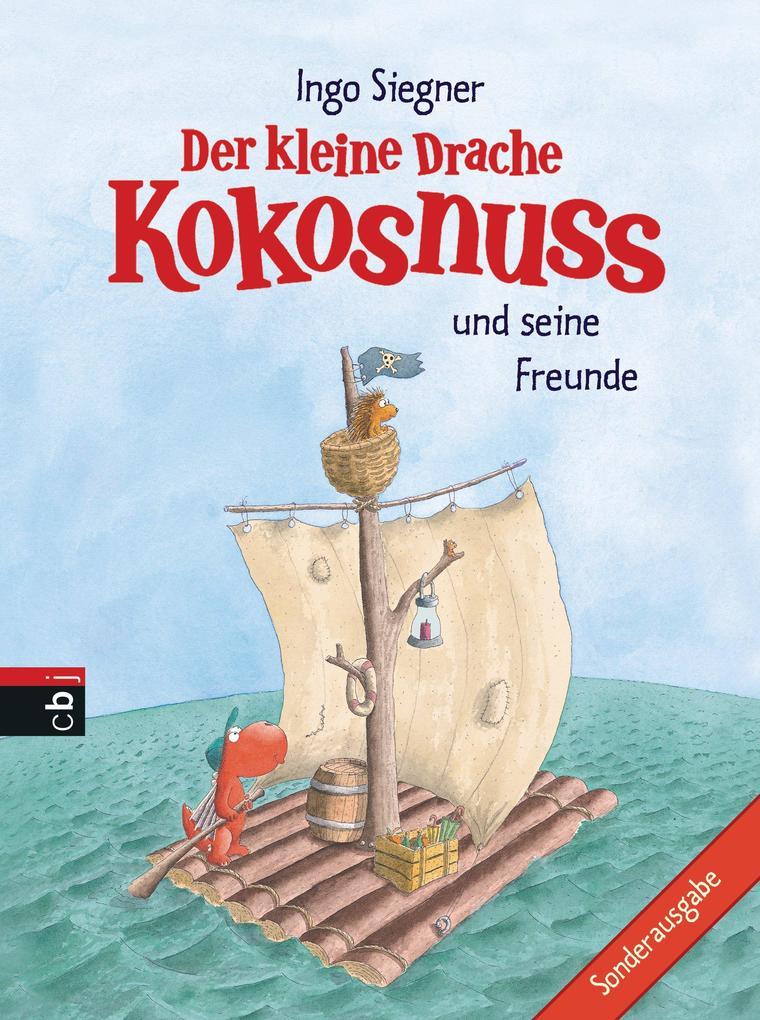 Der kleine Drache Kokosnuss und seine Freunde als eBook epub