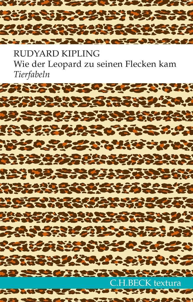 Wie der Leopard zu seinen Flecken kam als Buch (kartoniert)
