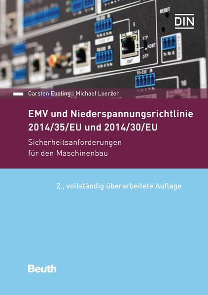 EMV und Niederspannungsrichtlinie 2014/35/EU und 2014/30/EU als Buch (kartoniert)