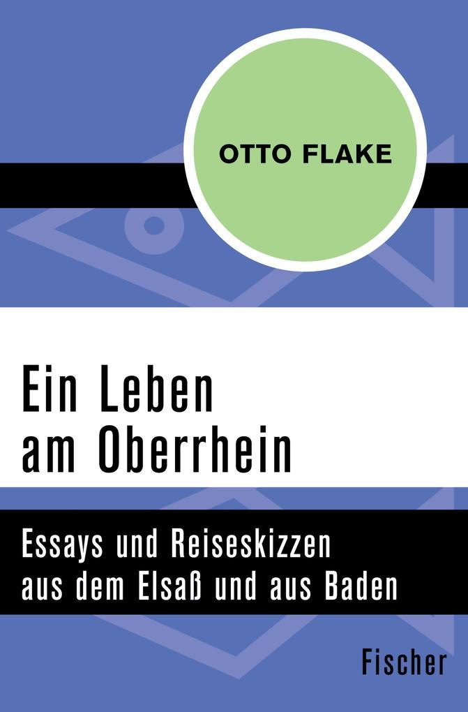 Ein Leben am Oberrhein als eBook epub