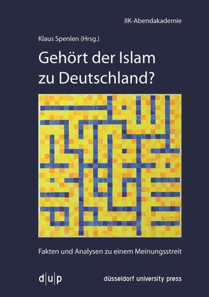 Gehört der Islam zu Deutschland? als Buch (kartoniert)