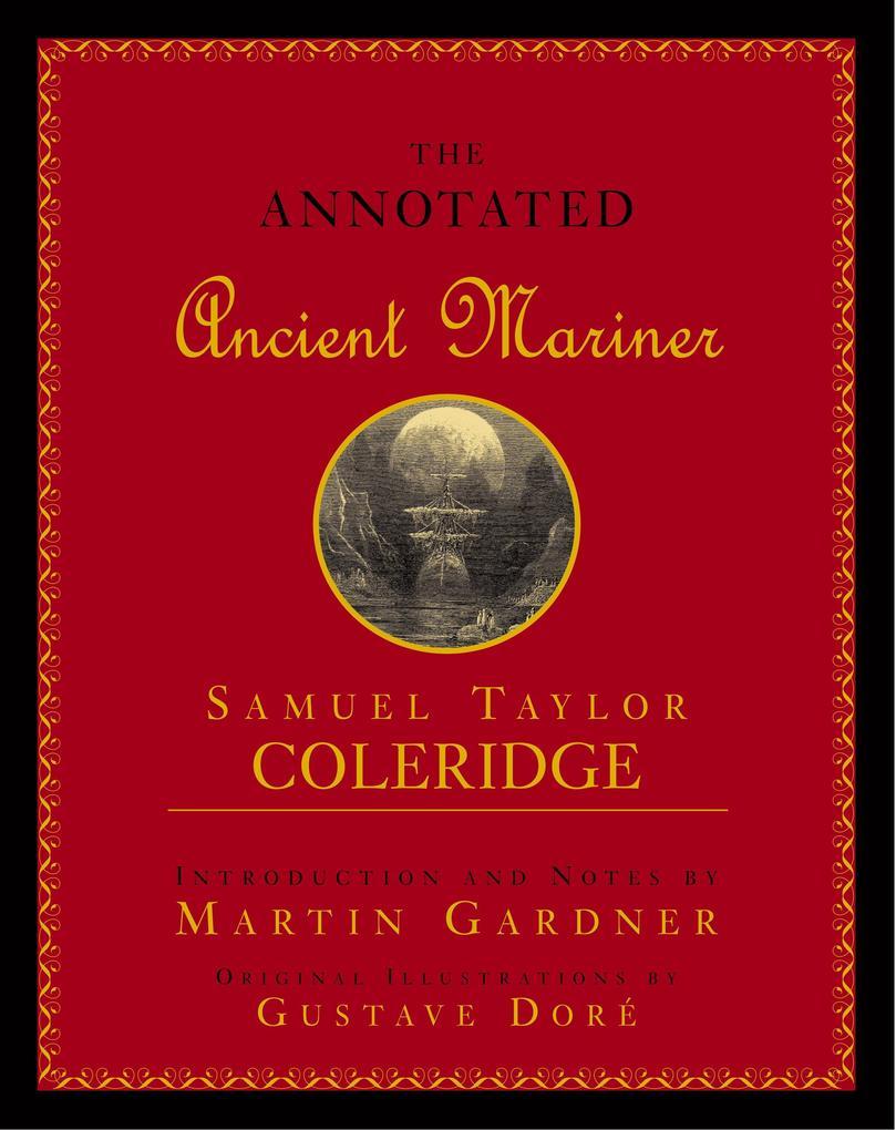 Annotated Ancient Mariner als Buch (gebunden)