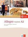 Allegro nuovo A2 Kurs- und Übungsbuch + Audio-CD
