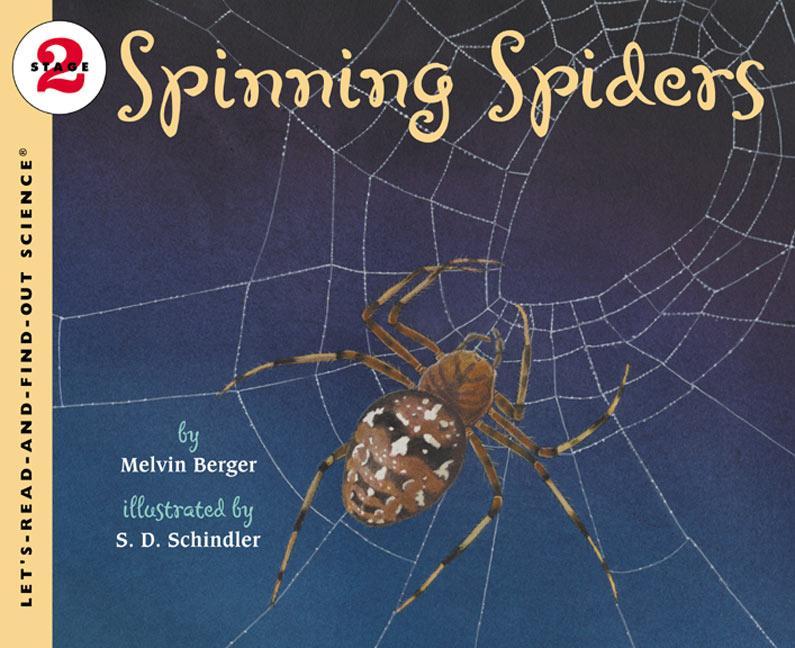 Spinning Spiders als Taschenbuch