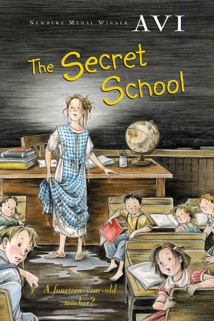 The Secret School als Taschenbuch