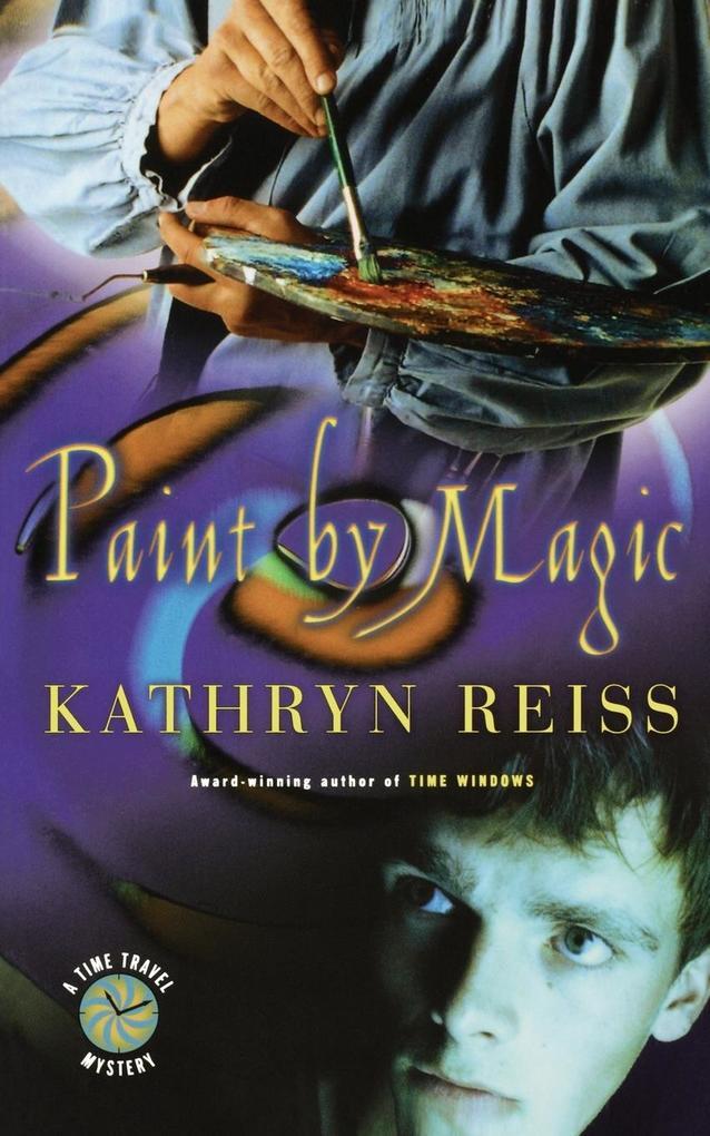 Paint by Magic als Taschenbuch
