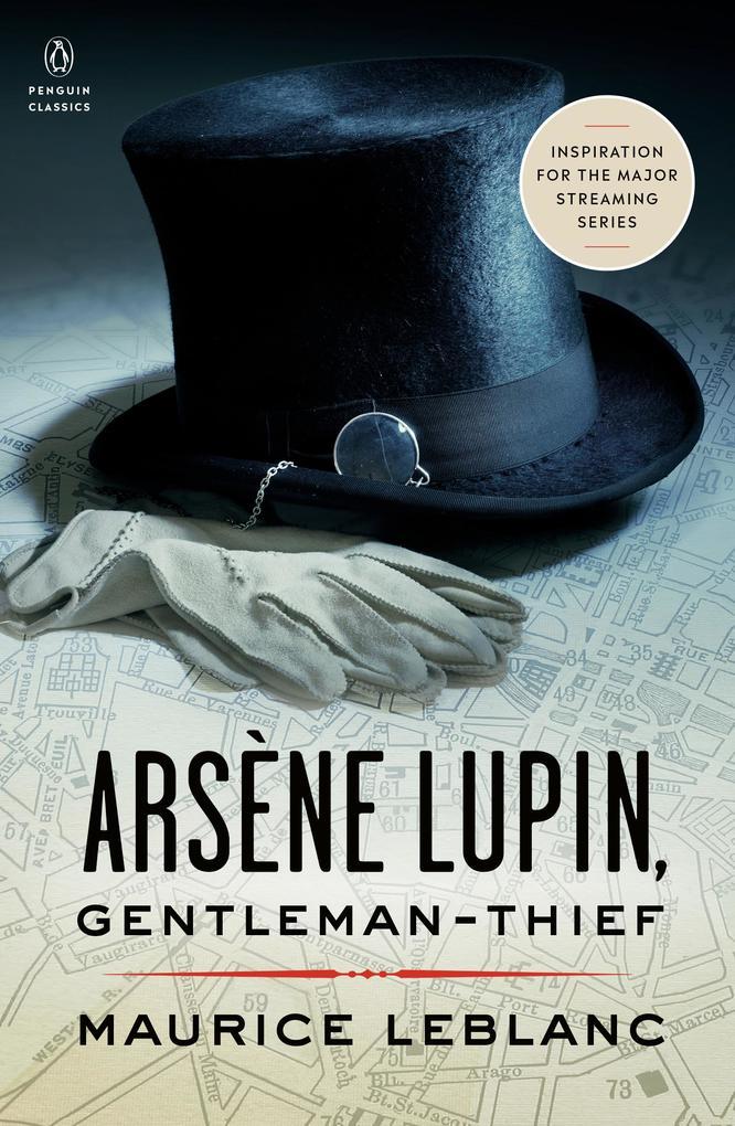 Arsène Lupin, Gentleman-Thief als eBook epub