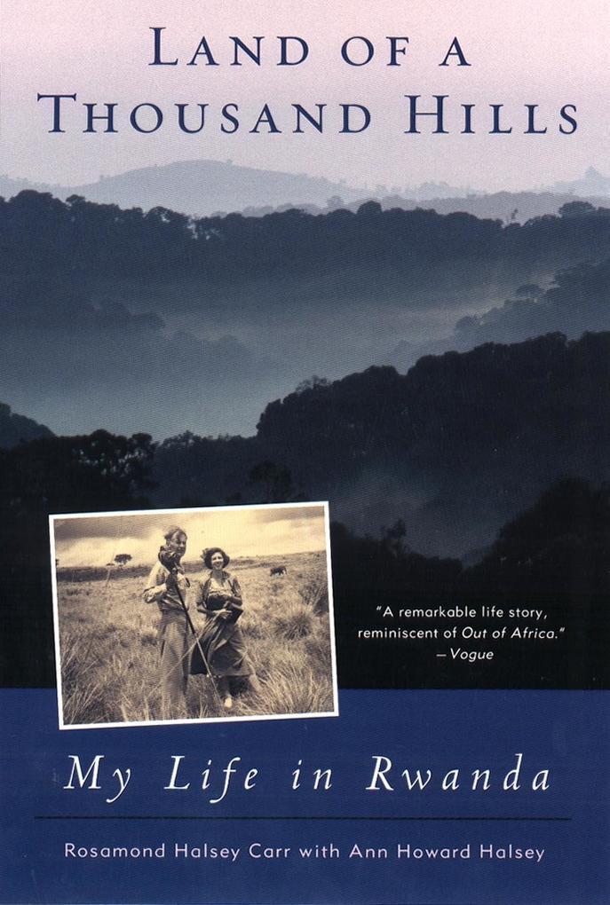 Land of a Thousand Hills als eBook epub