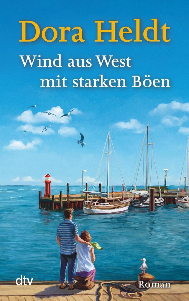 Wind aus West mit starken Böen als Taschenbuch