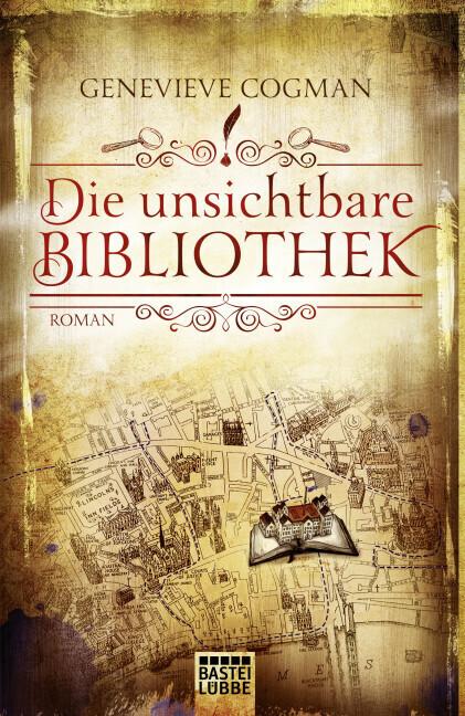Die unsichtbare Bibliothek 01 als Taschenbuch