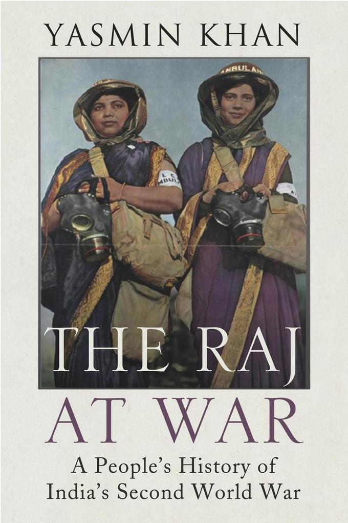 The Raj at War als eBook epub