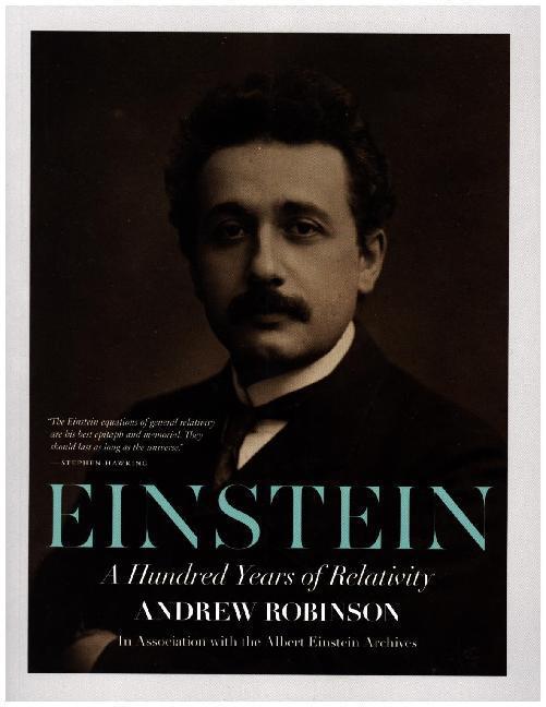 Einstein als Buch (kartoniert)