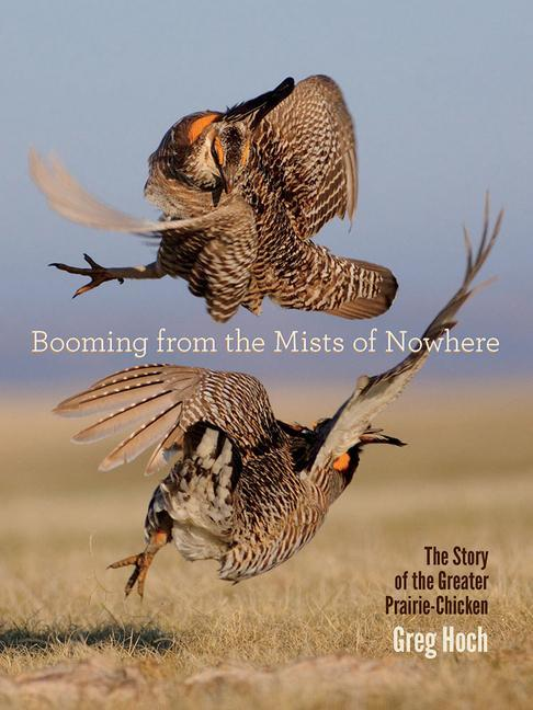 Booming from the Mists of Nowhere: The Story of the Greater Prairie-Chicken als Taschenbuch
