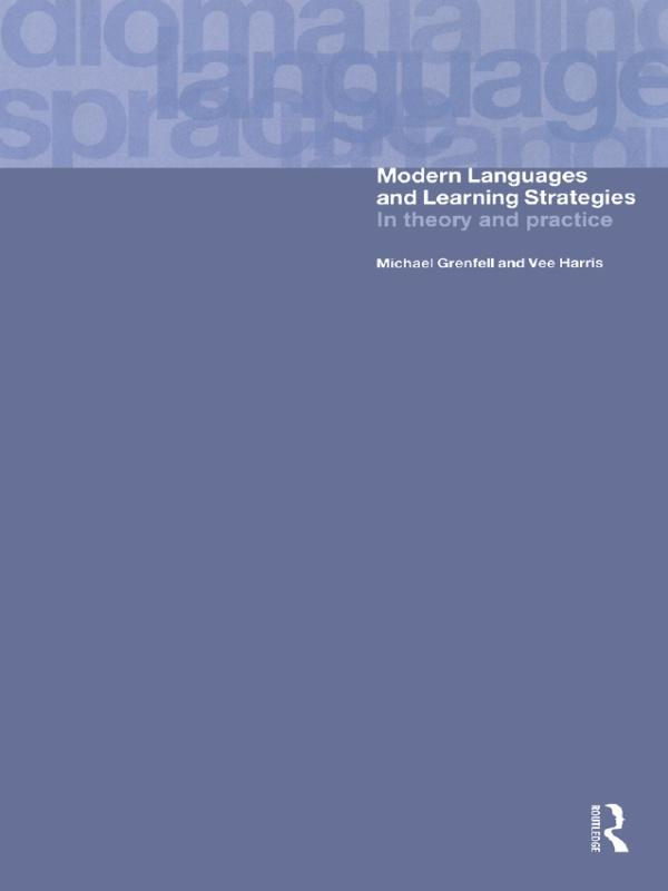 Modern Languages and Learning Strategies als eBook epub